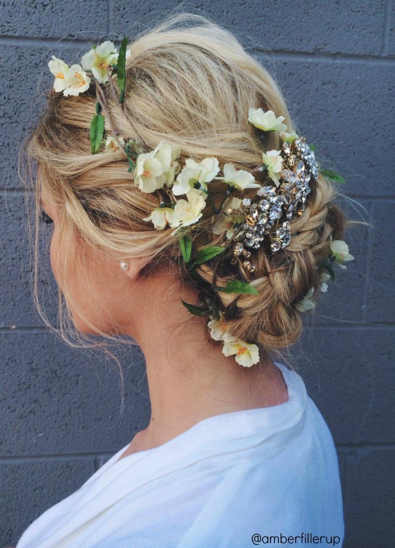 Tutorial Do Cmap Tools: Prom/Wedding Flower Up-do Tutorial