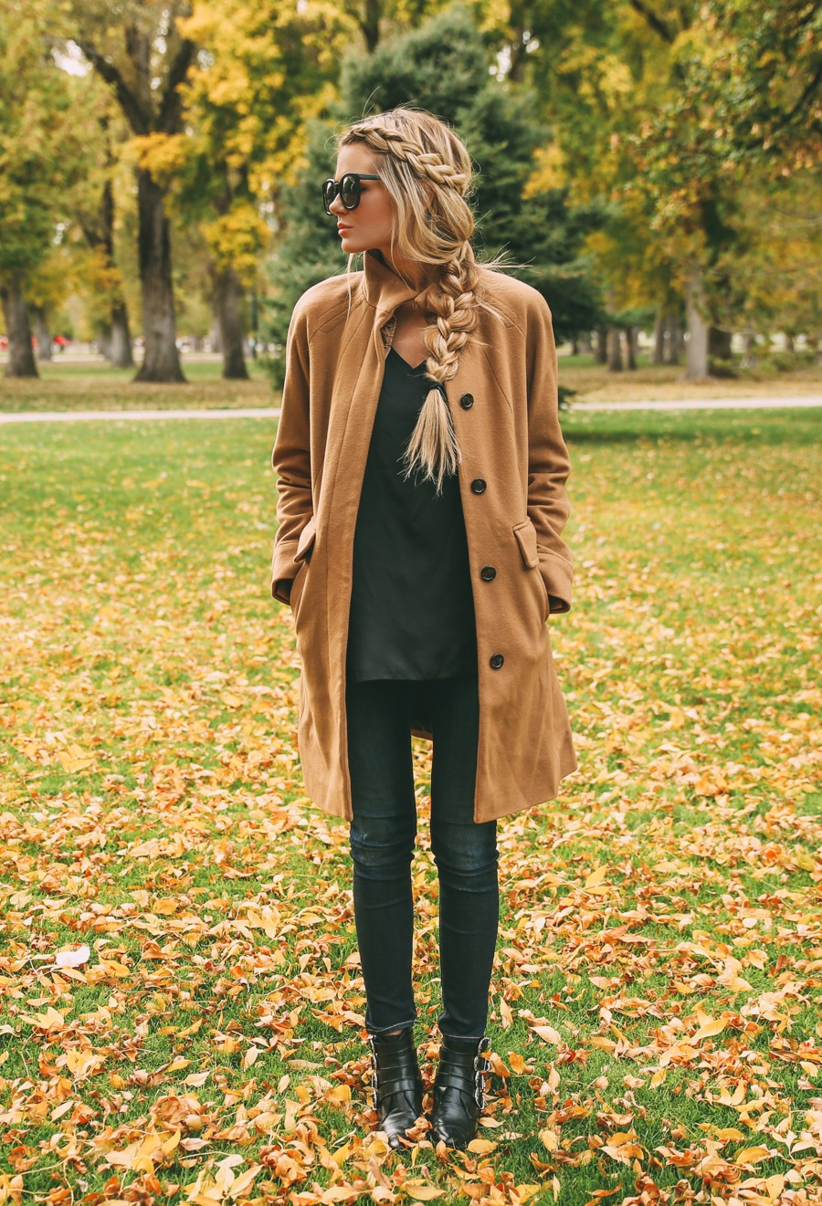 Fall Colors Barefoot Blonde By Amber Fillerup Clark