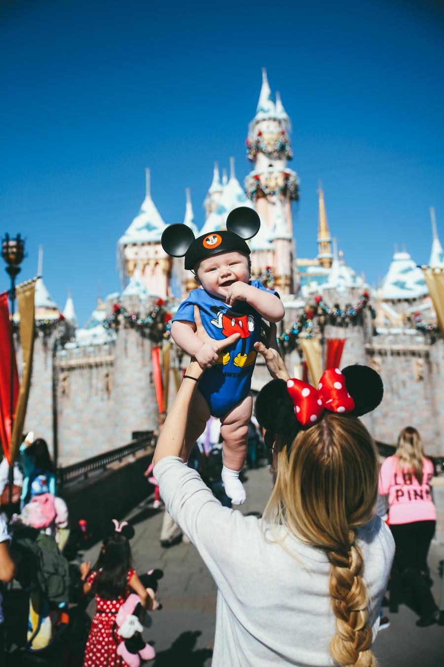 Disneyland Barefoot Blonde Bloglovin