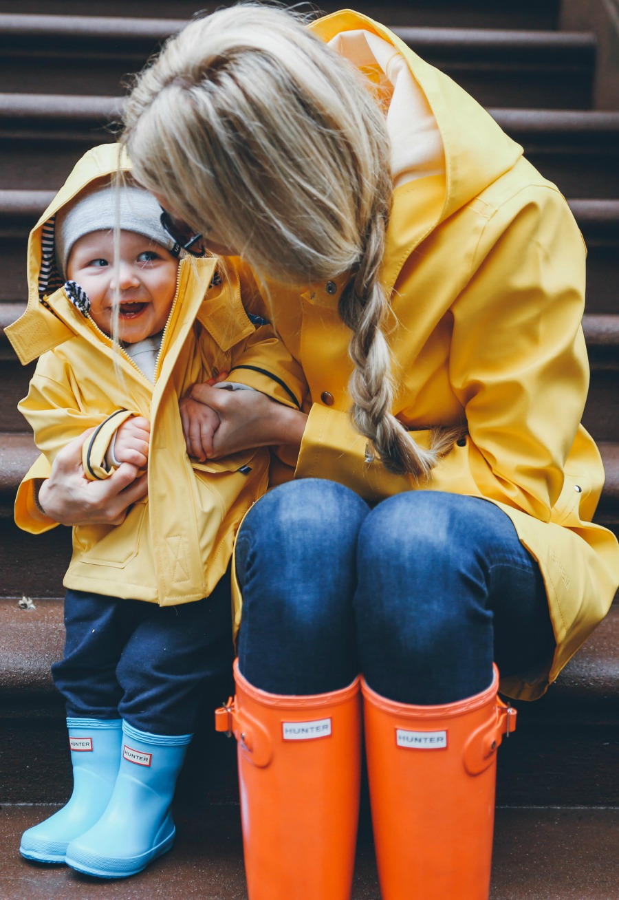 Rainy Day Barefoot Blonde By Amber Fillerup Clark