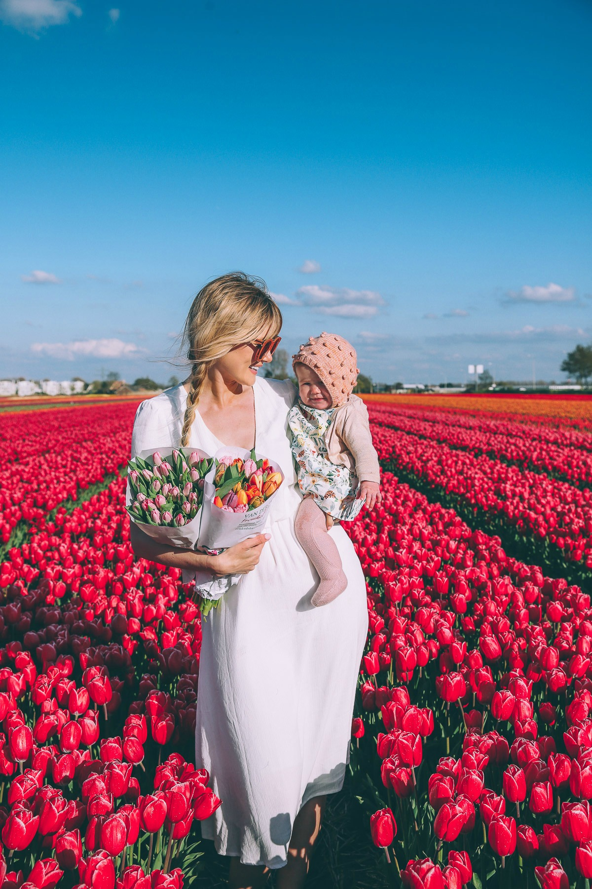 tulip fields and windmills in holland barefoot blonde by amber fillerup clark. Black Bedroom Furniture Sets. Home Design Ideas