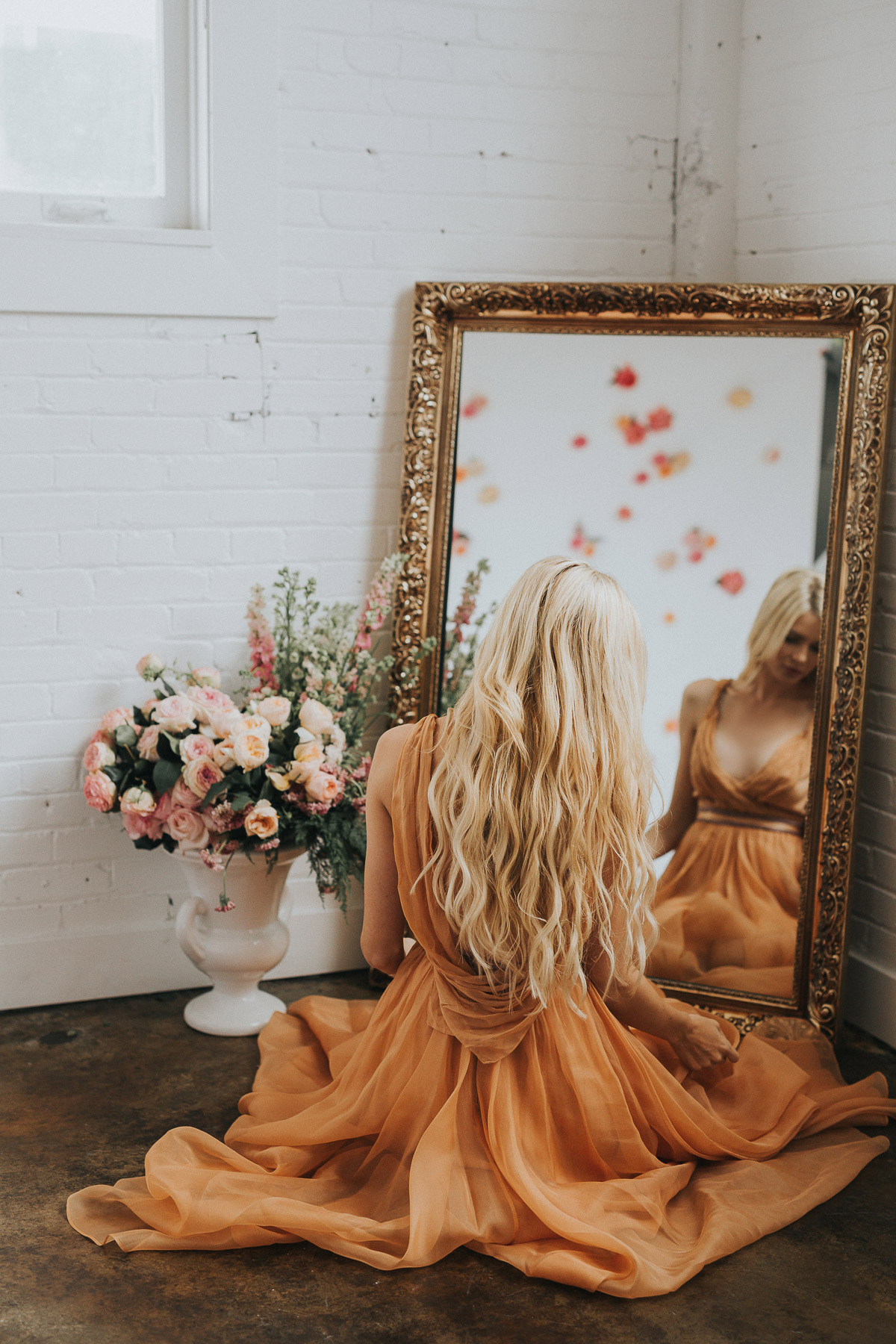 Barefoot Blonde Hair by Amber Fillerup