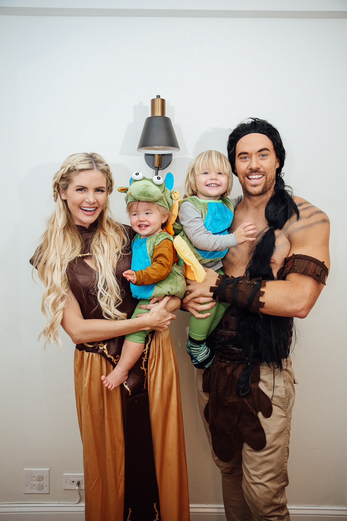 Pin the Photo  sc 1 st  Barefoot Blonde & Halloween Weekend with 2 kids! - Barefoot Blonde by Amber Fillerup Clark