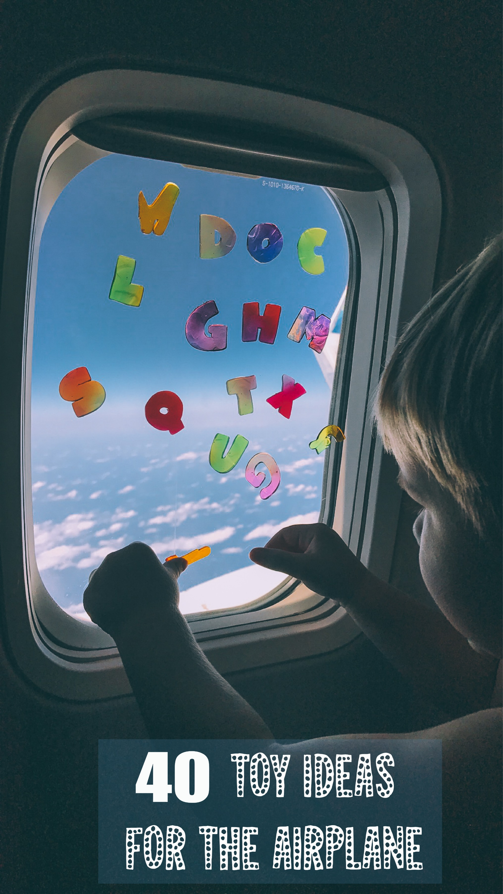 40 Toy Ideas for the Airplane