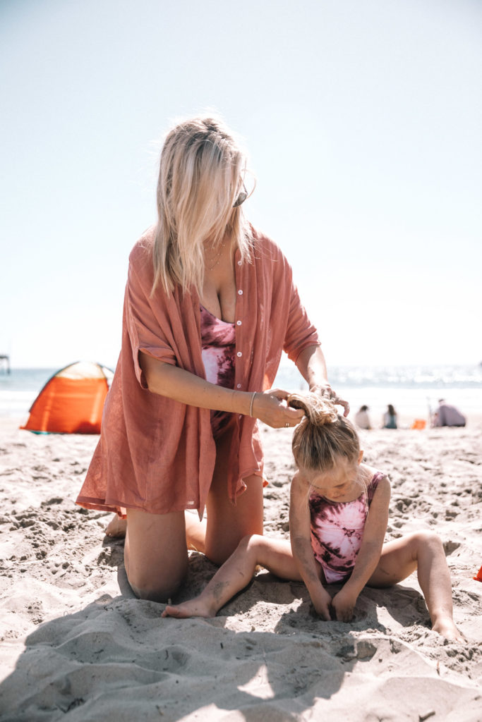 Amber and Rosie | Barefoot Blonde | Amber Fillerup Clark